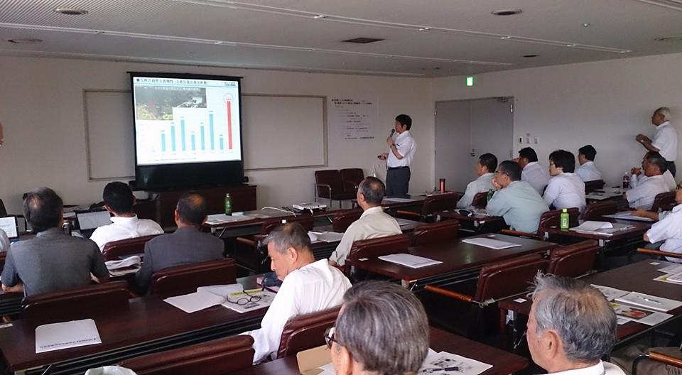 熊本地震における地盤及び建物被害についての研修会の報告